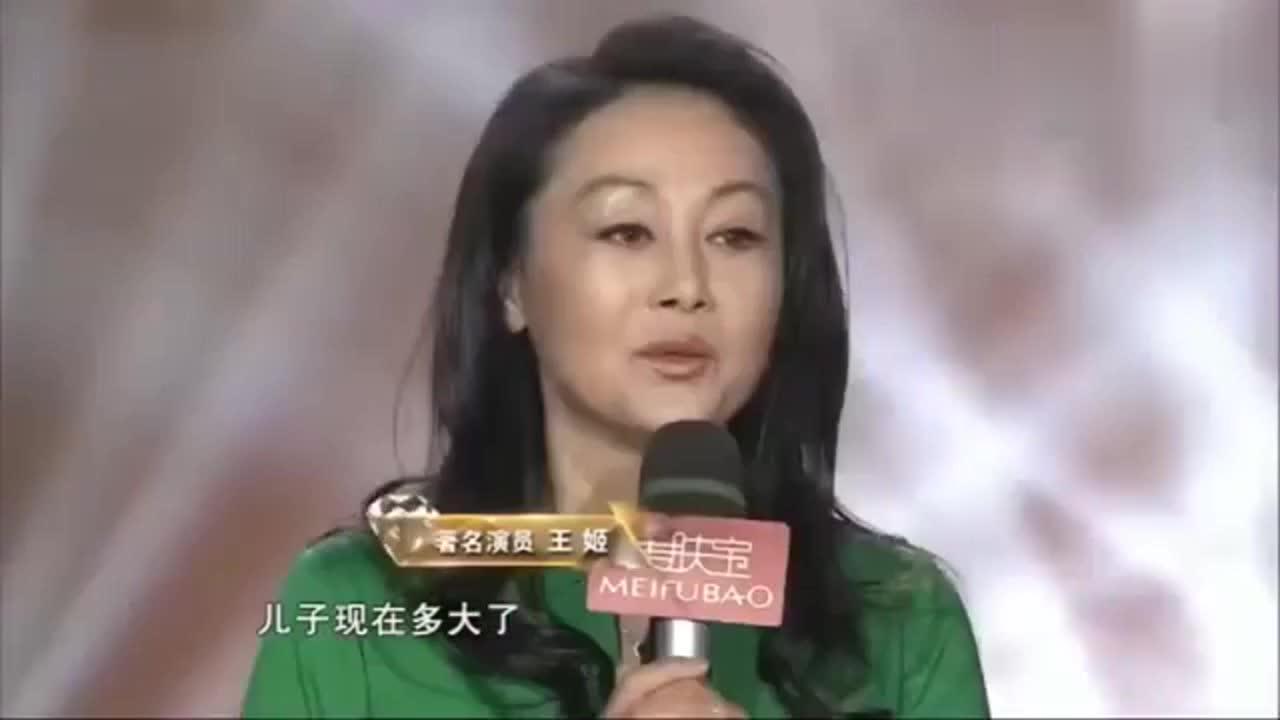 王姬谈自闭症儿子:22岁身高1米8,但是只有五六岁的智商