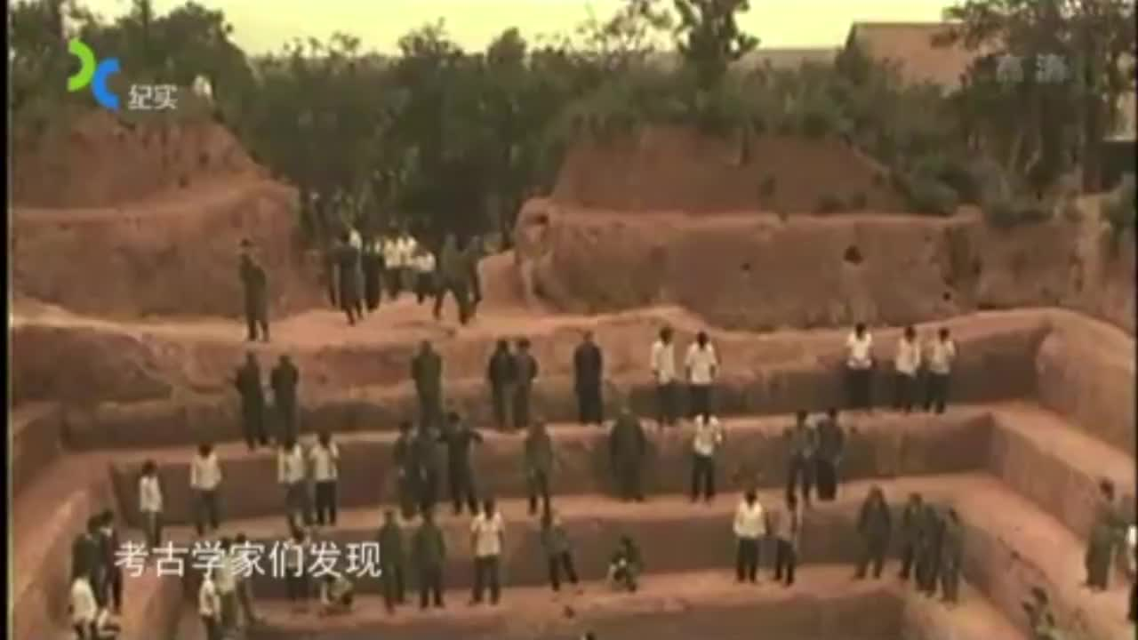 秦始皇陵用时39年,是世界上最大的陵墓,然而这一发现震惊众人!