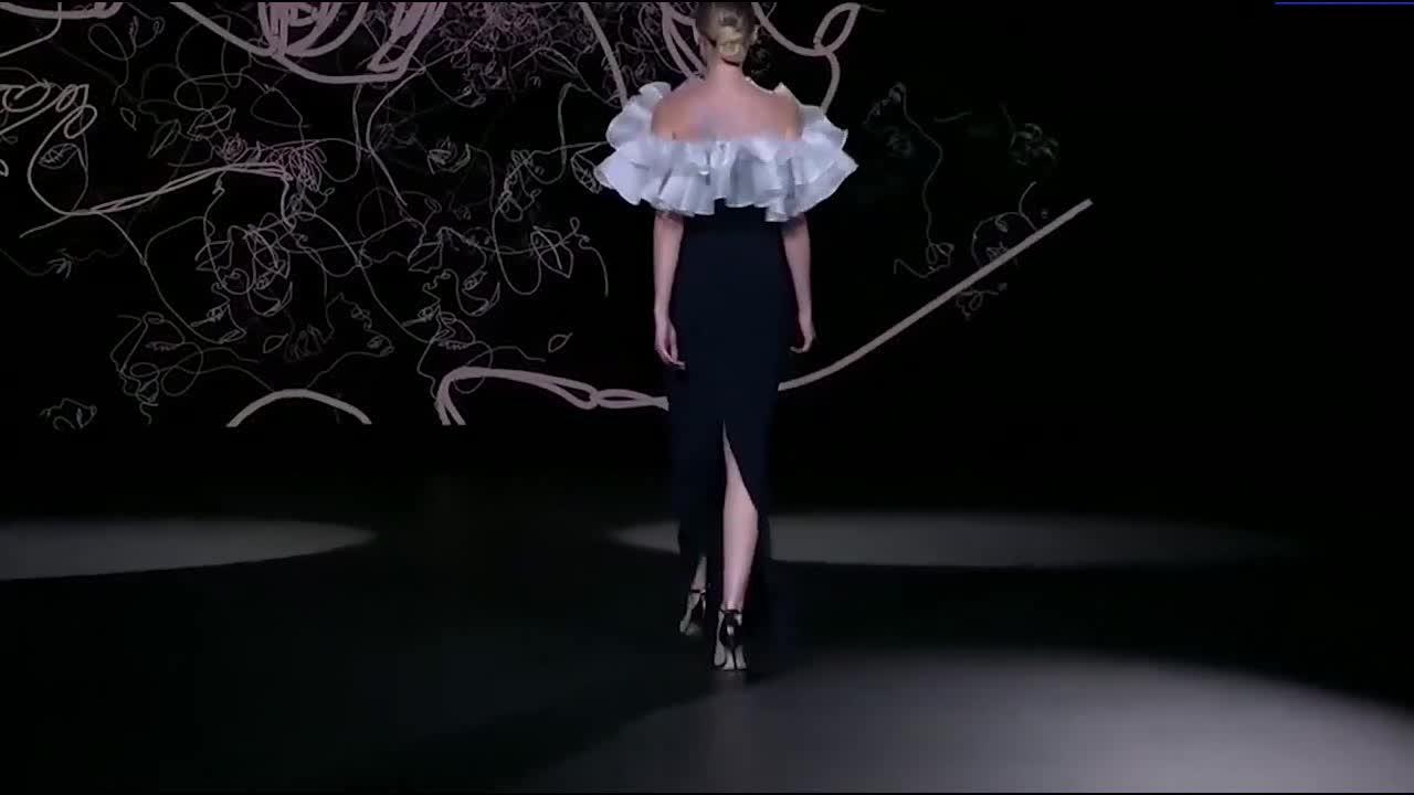 Sophie et Voila婚纱秀03