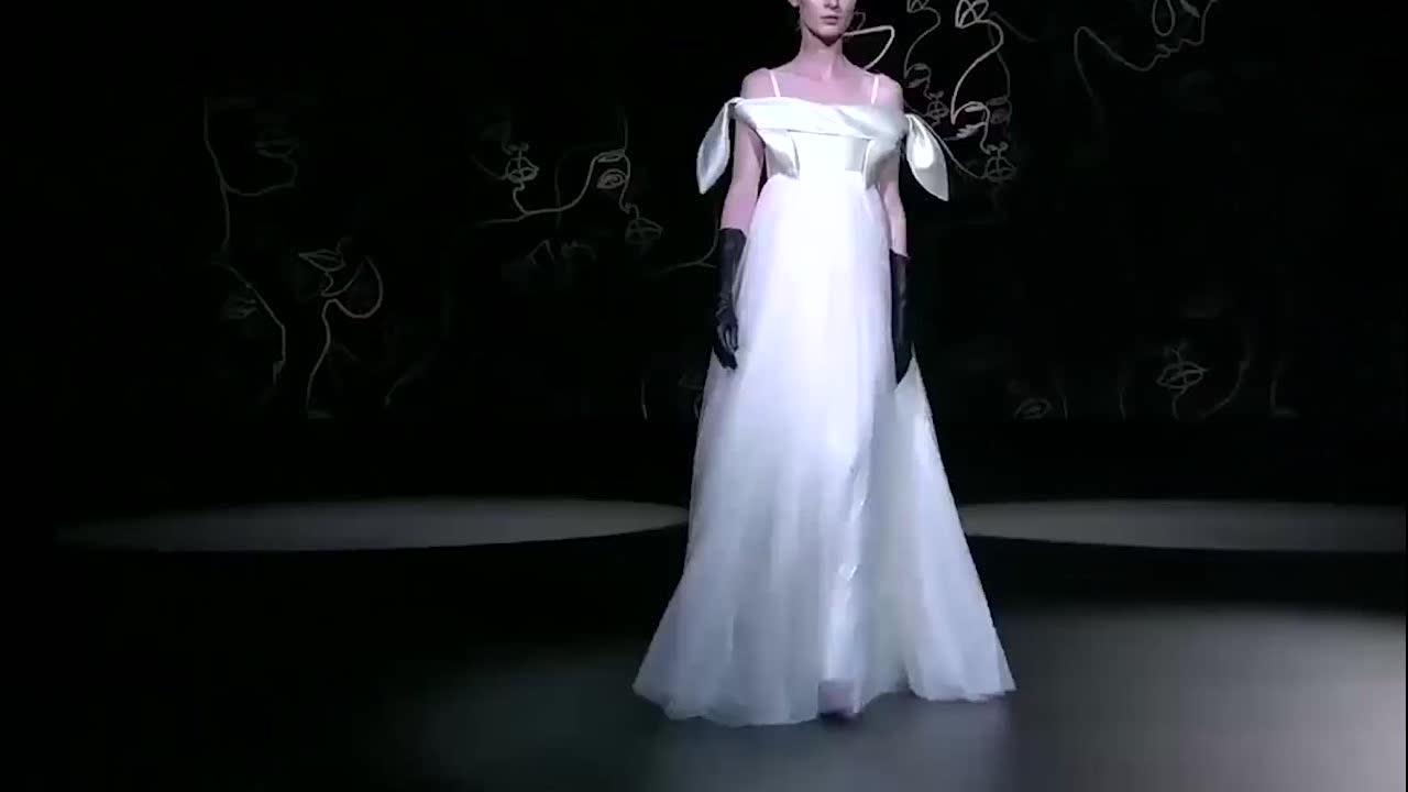 Sophie et Voila婚纱秀02
