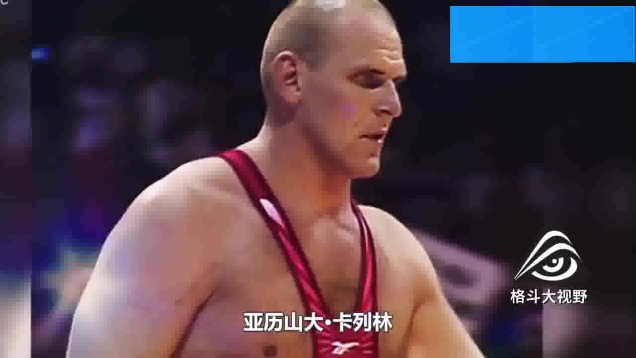887胜1负,人类原始力量的象征,被称为摔跤之神!