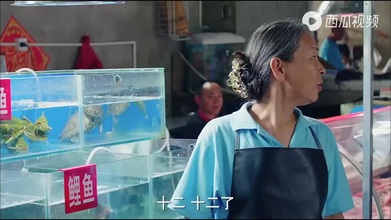 赵老抠能算计,花最少的钱买到最好的东西,小贩斗不过他