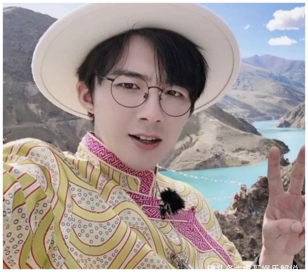 《极限挑战宝藏行》中嘉宾刘宇宁疑似采摘濒危植物水母雪兔子!