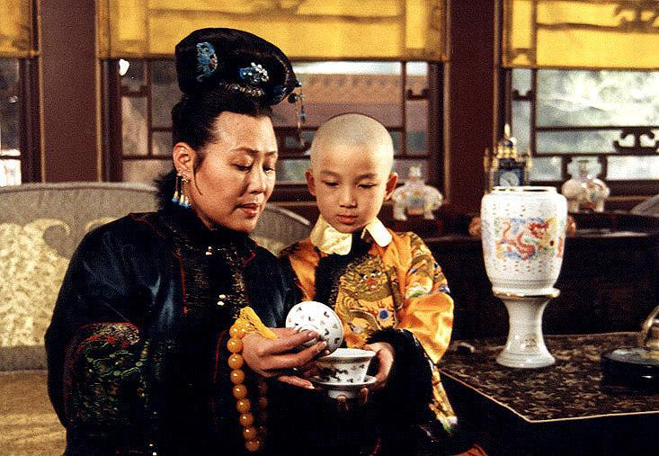 康熙和萧庄太后深爱着他们的孙子 为什么