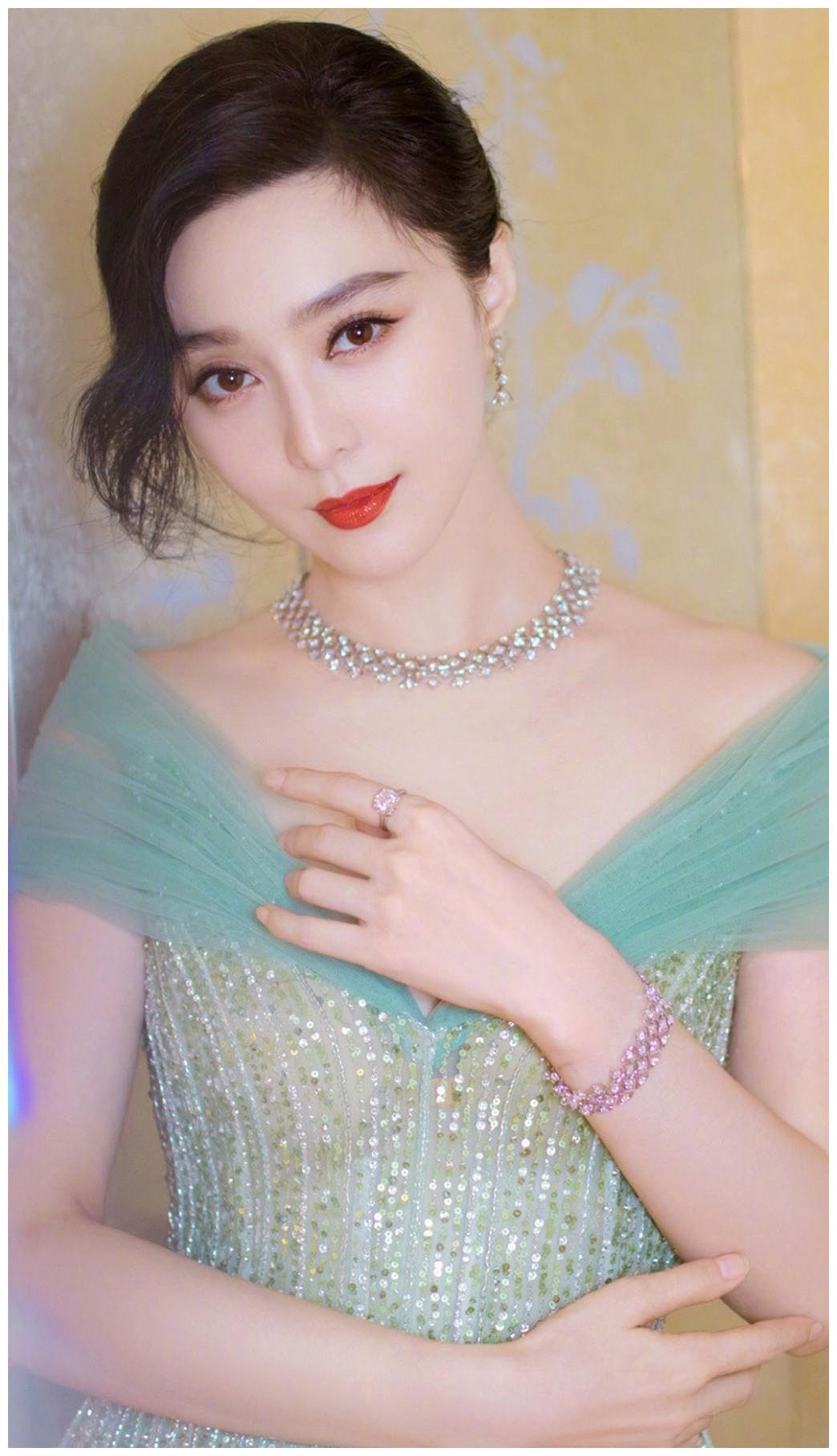 号称当今全中国最美的五大女星!个个是美女,谁是你心中最美的?