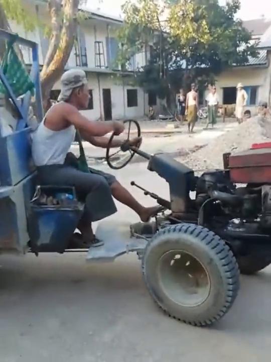 中国出口的神车,在印度可是香饽饽呀。