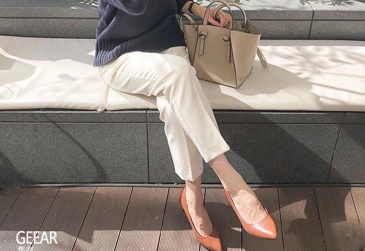 跟着这个位本女生穿搭,快时尚品牌也能穿出高质感!