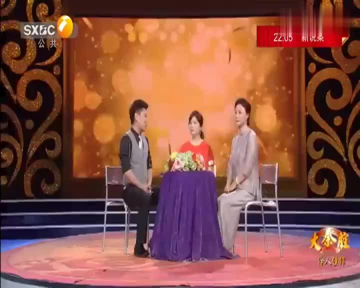 李娟讲述她在演绎秦腔《桥弯弯月圆圆》的艰辛戏曲演员也不容易