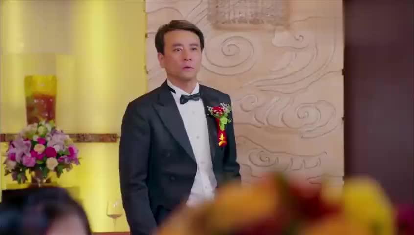 孙老倔的幸福:建军婚礼上承诺,一辈子对思源好,大家拍手叫好