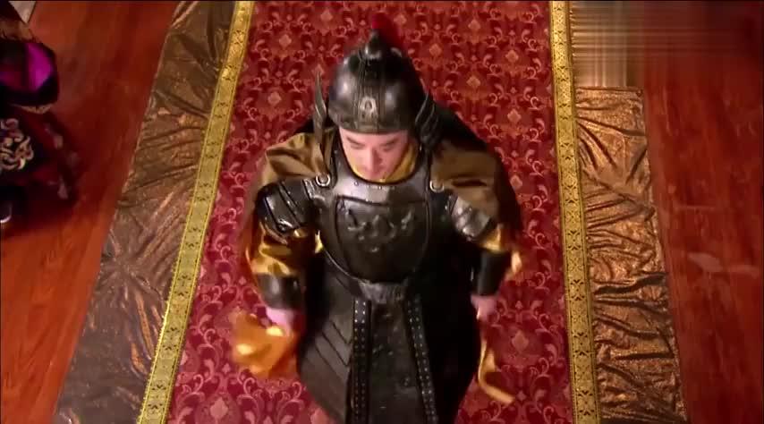 封神英雄榜:黄飞虎一回到朝歌,立马替姬昌求情,纣王恩准见妹妹