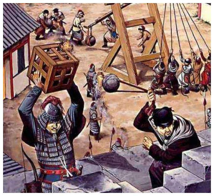 孤城困守,挡住蒙古铁骑整整6年,襄樊大战南宋到底输在哪?