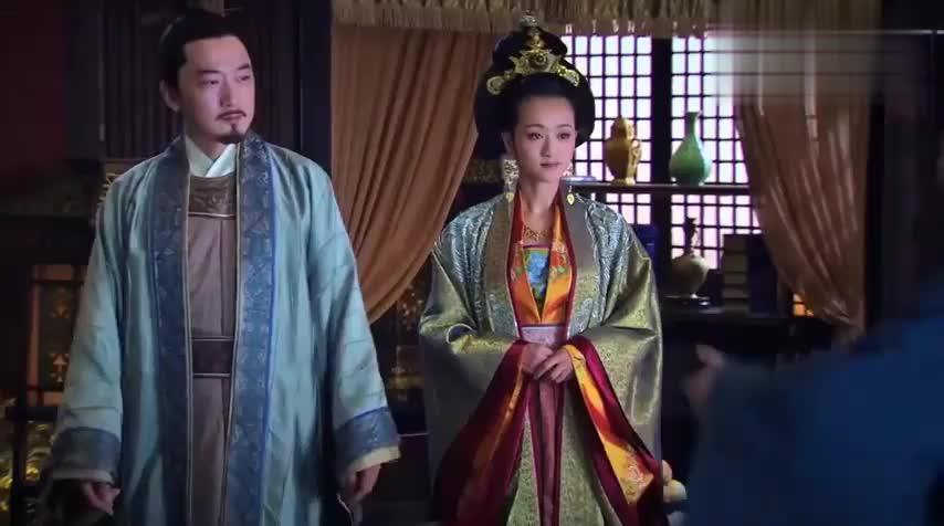 皇帝赵匡胤病倒在床,赵光义夫人:要是不用心治,是不是就会死啊