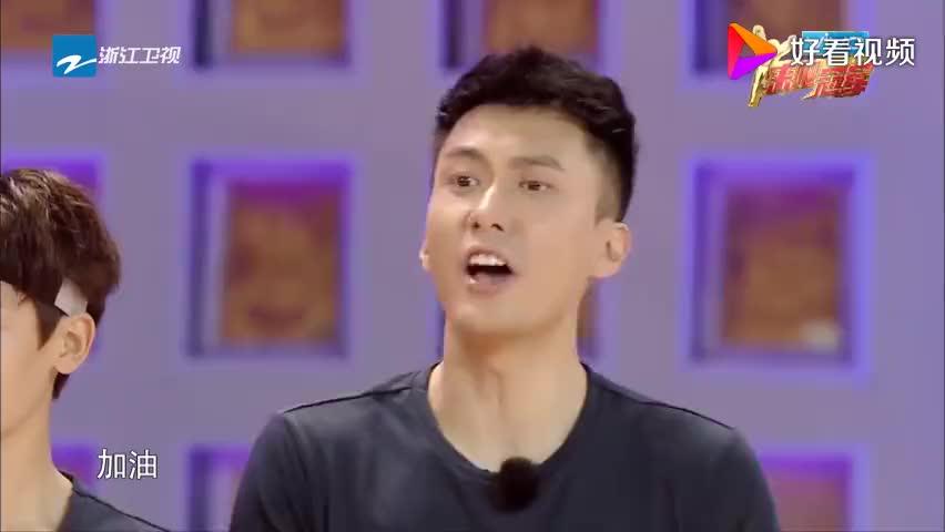 冠军刘晓宇挑战花式赛道,在门外一投即中,果然是世界冠军!