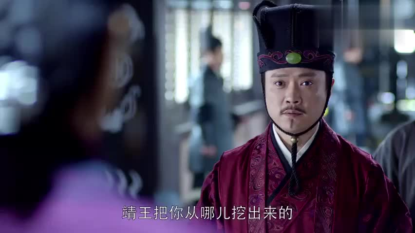 朝廷六部本没有靖王熟人,可突然间竟都有了联系,梅长苏果然厉害