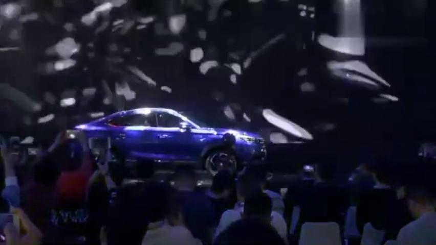 长安汽车旗下首款轿跑SUV,长安CS85完成全国首秀