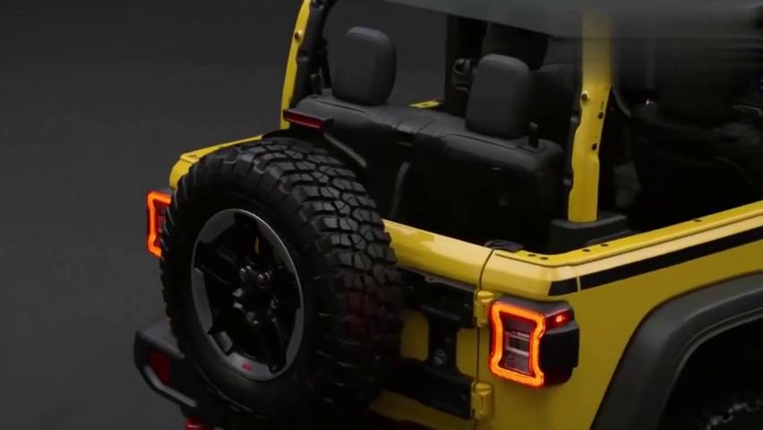 视频:新车首发:Jeep牧马人罗宾汉,对不起自由客,我爱上它了!