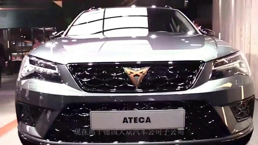超帅的新款概念车亮相,配钻石形状三角形LOGO