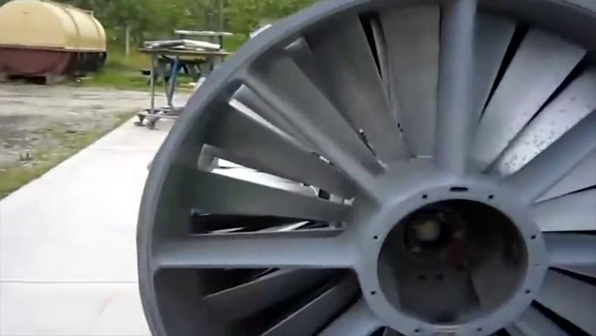 机械百科:美国50年代研发的J79涡轮喷气发动机,保养的太好了