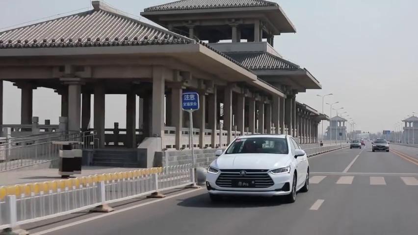 视频:1.5T+6MT成新组合,抢先试驾秦Pro燃油手动超能版