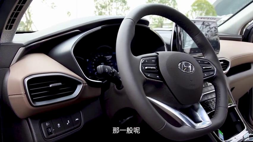 6座布局挑战汉兰达,试驾北京现代第四代胜达,预售21.28万