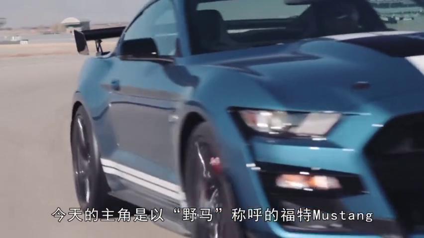 全新福特野马性能跑车评测,年轻人的首台轿跑车