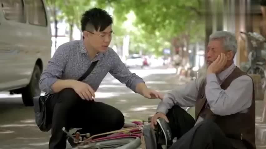 屌丝男士:大鹏好心安慰大爷,没想到大爷直接让他滚