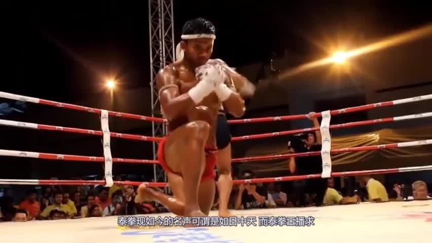泰拳王健身房魔鬼训练,被疯狂击打却依然稳如泰山,真不愧是高手