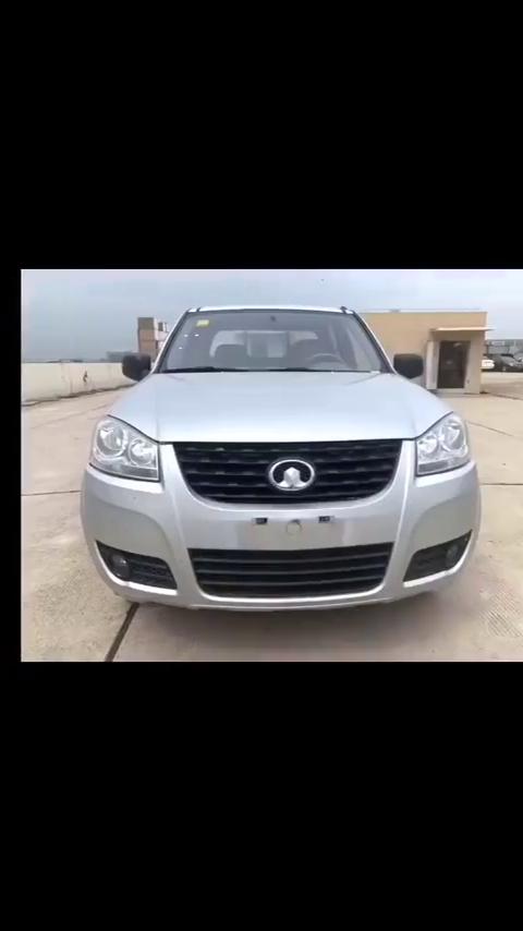 视频:2013年长城风骏5柴油2.8T四驱跑了7