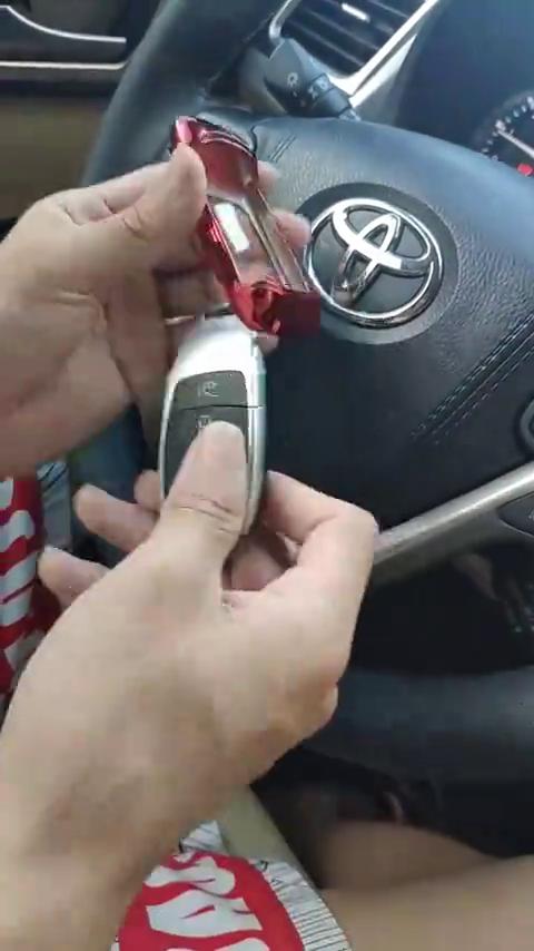 奔驰钥匙套汽车内饰