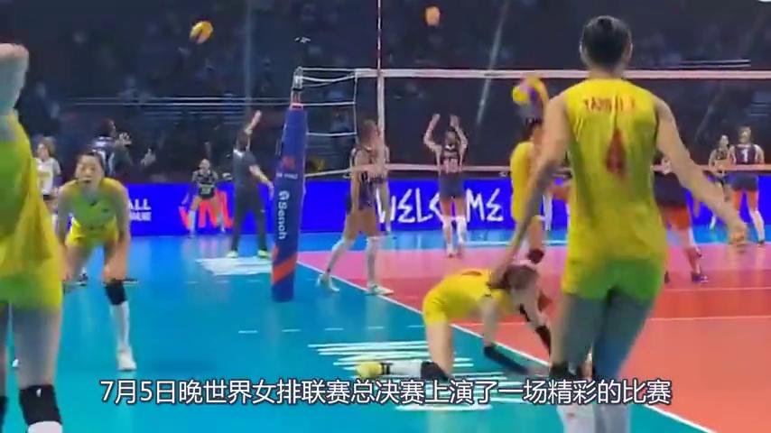 中国女排再上演奇迹:替补击垮世界老牌强队,龚翔宇感到到哭!