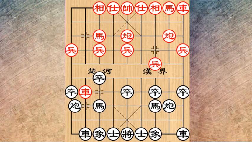 卜凤波先负赵国荣,五九炮对屏风马的较量,走棋太精彩