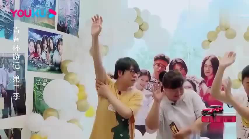 环游记:蒙古舞怎么跳?郎朗秒变江南style,全员爆笑