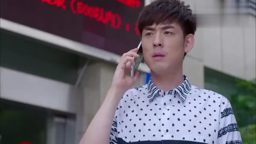 淘气爷孙:老公下定决心离婚,可想起老爸的话又看到手机屏保!