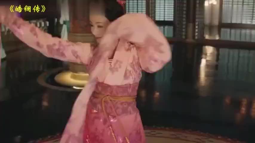古代女神跳舞排行:毛晓彤李沁惊艳无比,蒋依依佟丽娅堪称仙女