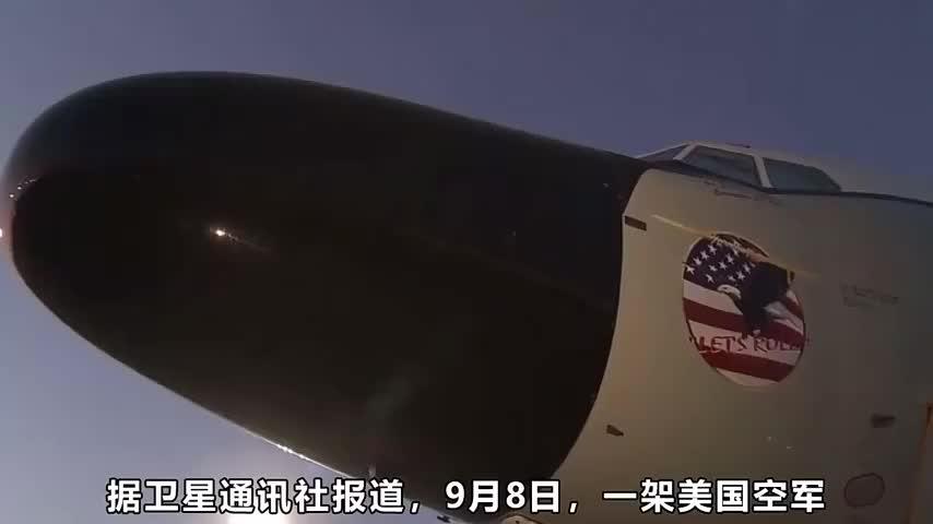 美侦察机伪装马来西亚飞机侵扰,同一天,俄军机黑海驱赶同一机型
