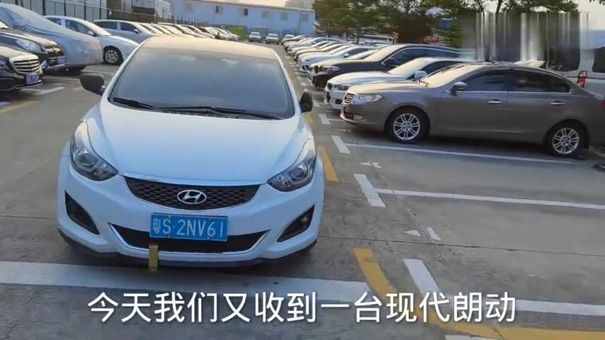 视频:4S店置换一台高颜值家用小车17年朗动看看它的二手车卖多少钱?