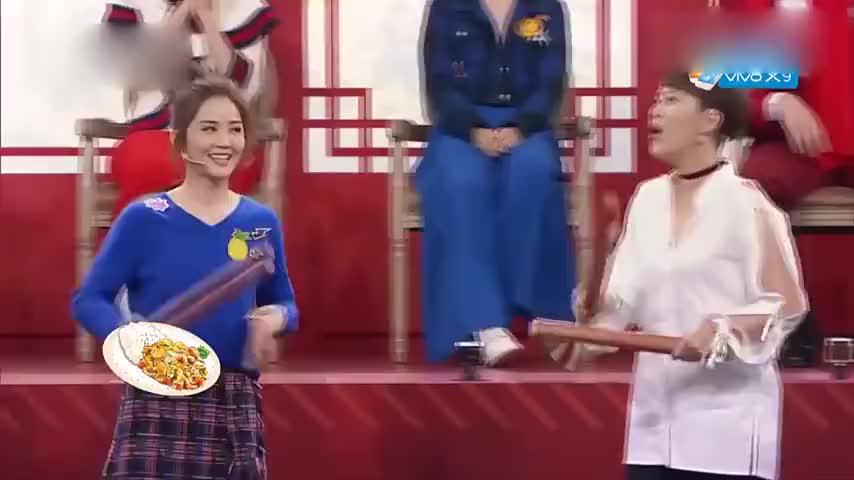 王牌:游戏环节,薛之谦连续出错,王祖蓝无奈下跪!
