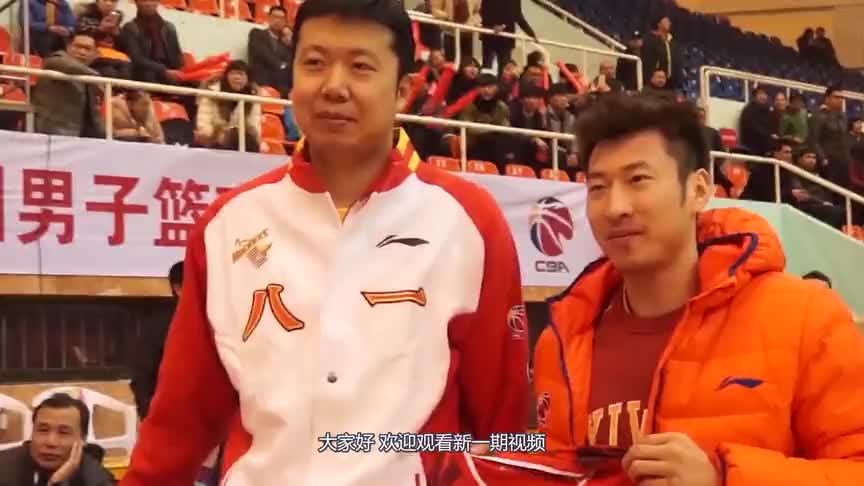 在高手如云的中国男篮,治郅有多强?无视姚明的防守狂轰40分