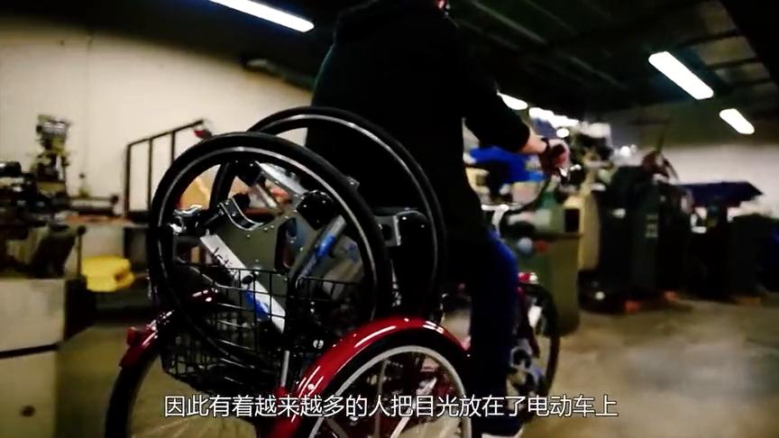 给自行车换上这轮子,60秒变身电动车,续航最多80公里!