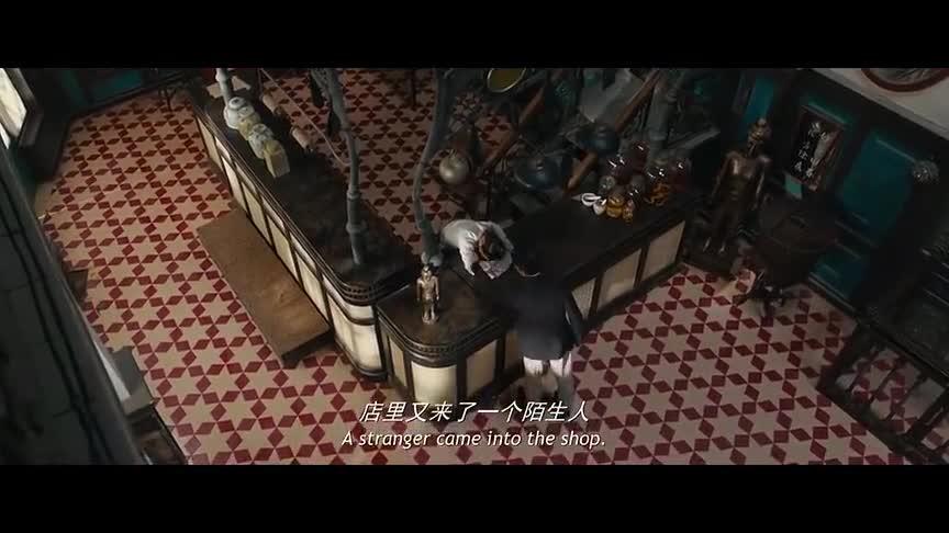 李小龙为买酒不掏钱,将神技教于王宝强,扭头走人!