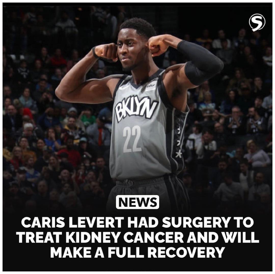 勒维尔成功接受细胞癌手术,若不是被交易,或断送职业生涯