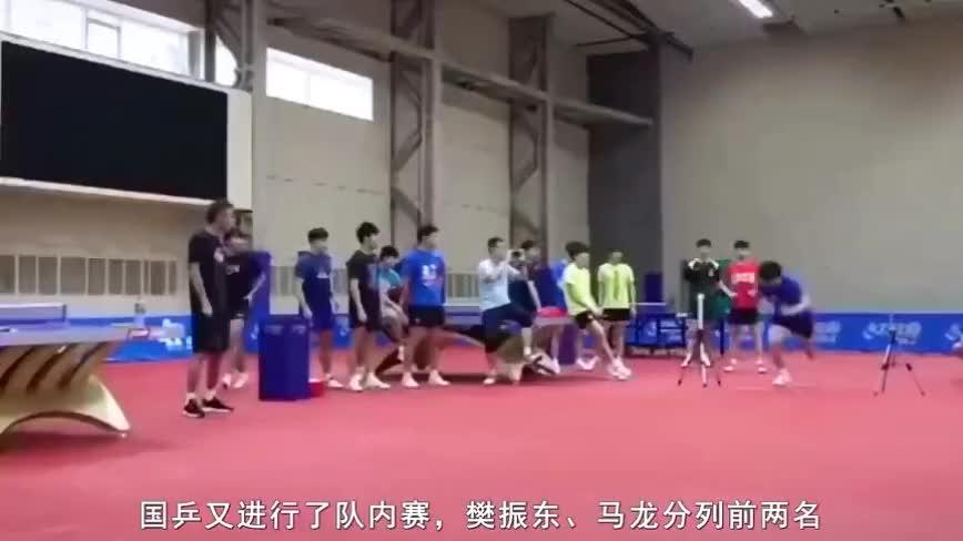 喜讯!刘国梁接班人霸气发声,公布国乒两大任务,樊振东再获好消息