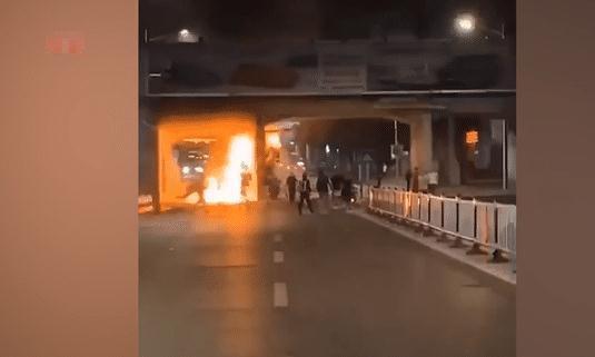 河北发生一起事件,位于张家口市桥东区,场面令人揪心!