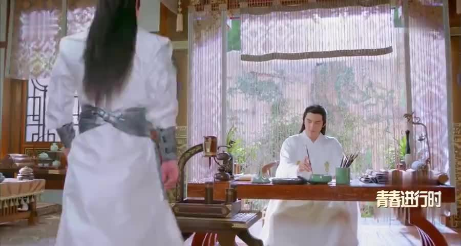 燕洵察觉布局,宇文玥劝其不要蹚浑水,燕洵的做法令人感动