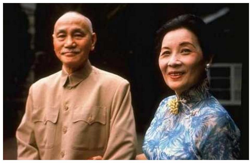 宋美龄的青春岁月,爱过并想嫁的人不是老蒋,但宋蒋二人最般配