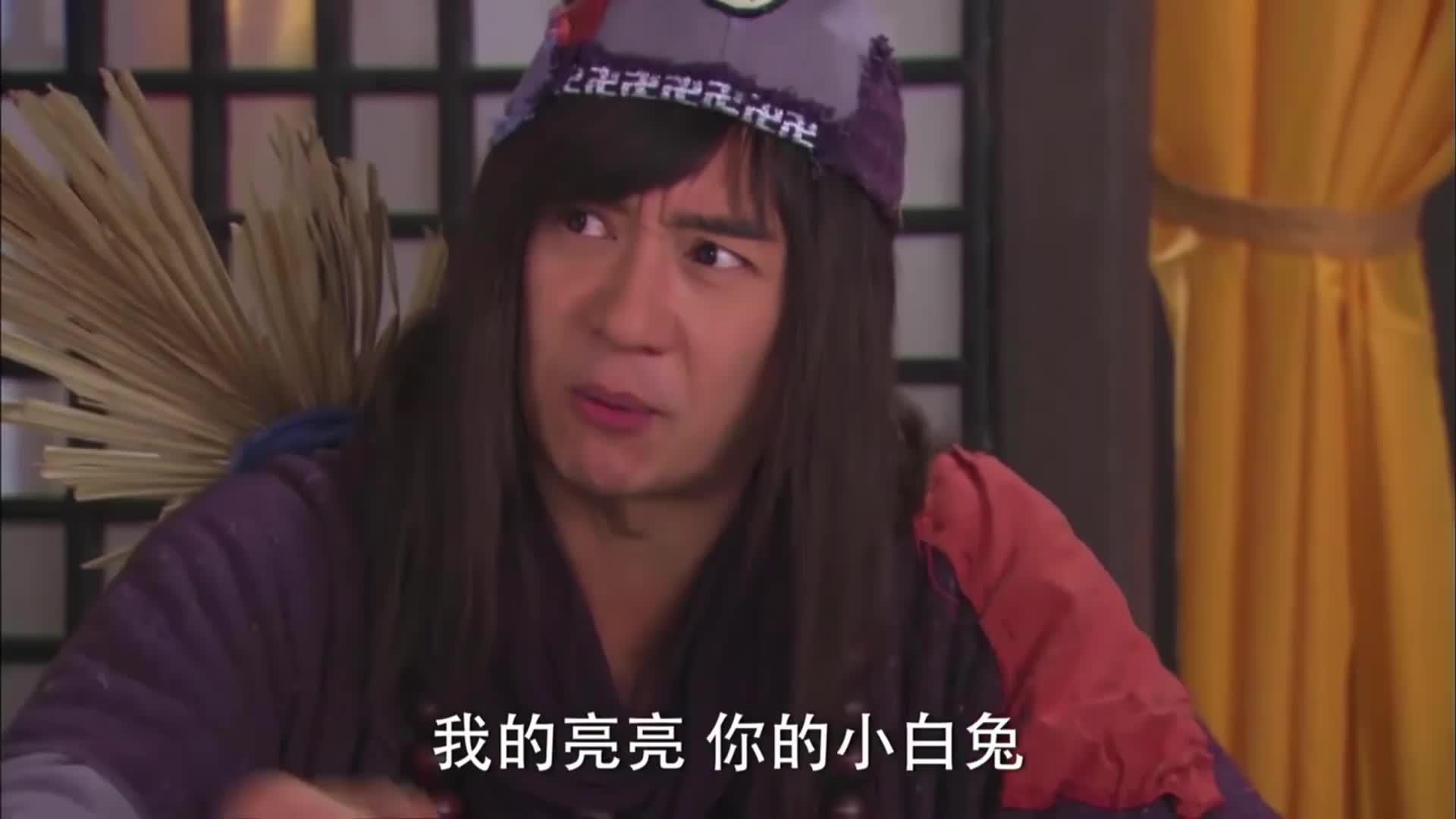 活佛济公:白雪被抓走了,广亮竟然让赵斌去街上再买一只回来