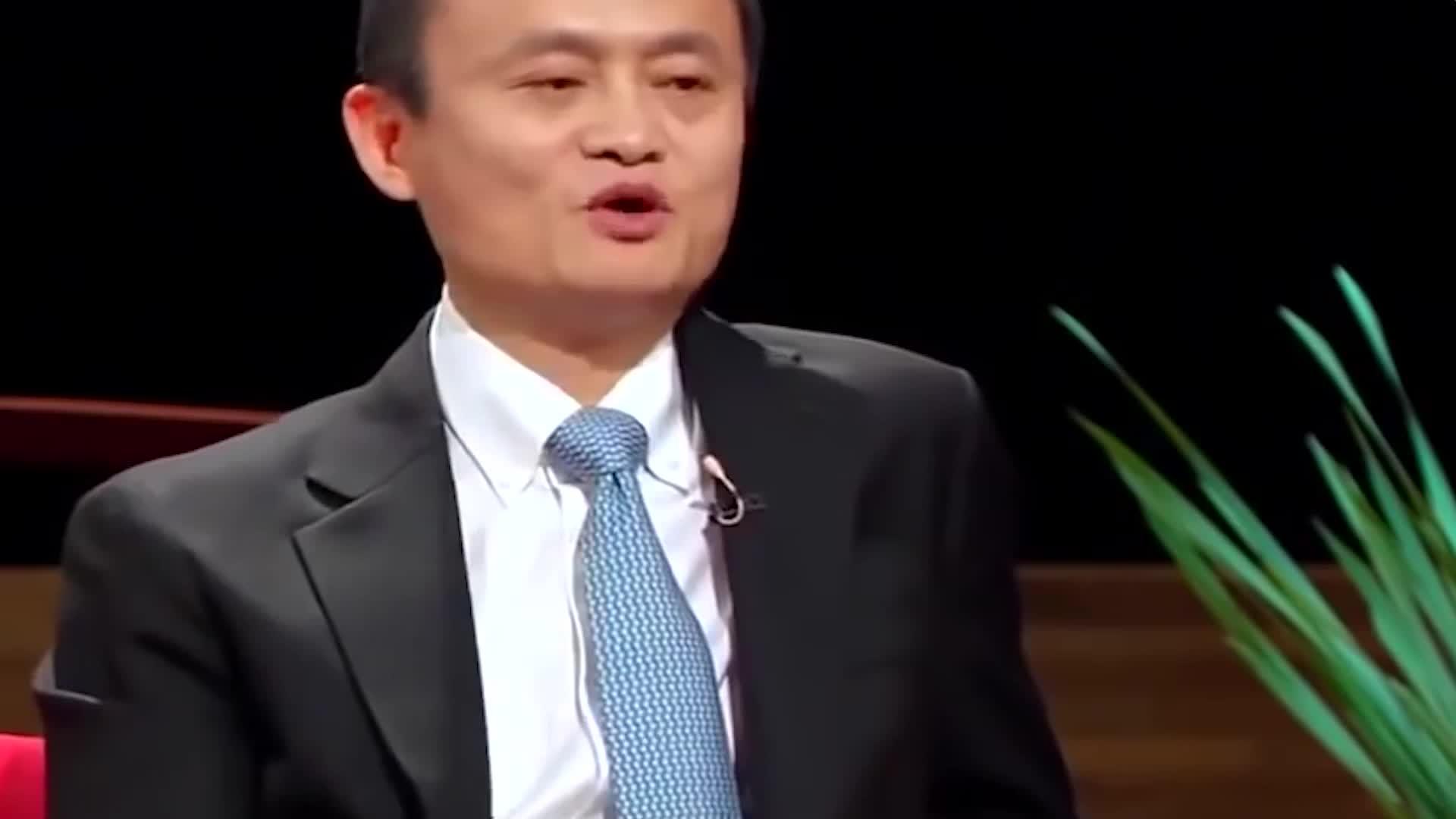 台湾主持人向马云,炫耀台湾多厉害,马云的回答堪称教科书!