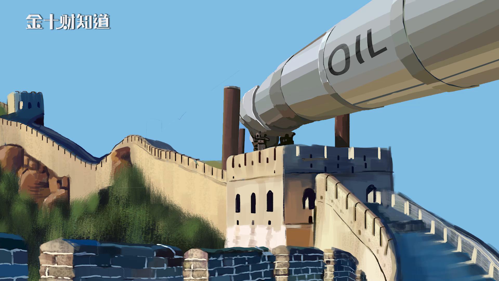 """""""涨价潮""""来袭? 国际油价上升30%,国内成品油或涨超190元/吨"""