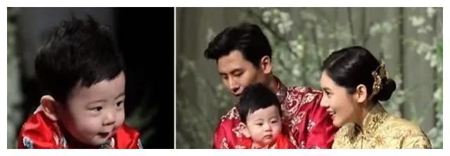 """有种""""遗传""""叫秋瓷炫儿子,完美继承父母基因,网友:等你出道"""