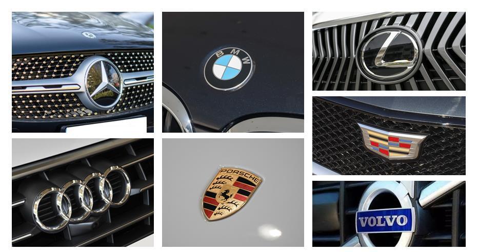 2020年度进口车新车质量排行榜公布:宝马前五,沃尔沃、奥迪上榜